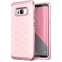 Samsung Galaxy S8 Case, Clayco [Helios Series] Premium Hybrid Protective Case for Samsung Galaxy S8