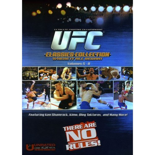 UFC [Ultimate Fighting Championship] 05 08: Classics: Classics Collection by LIONSGATE