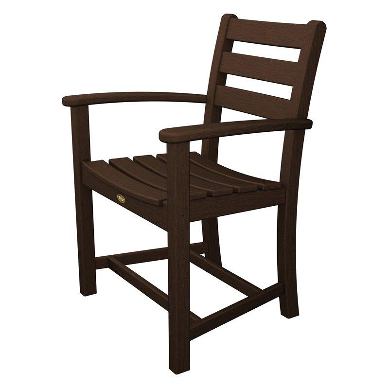 Trex Outdoor Monterey Bay Dining Arm Chair