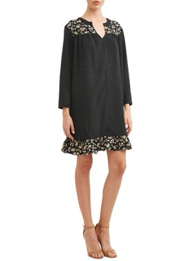 d25183901344b Womens Daytime Dresses - Walmart.com