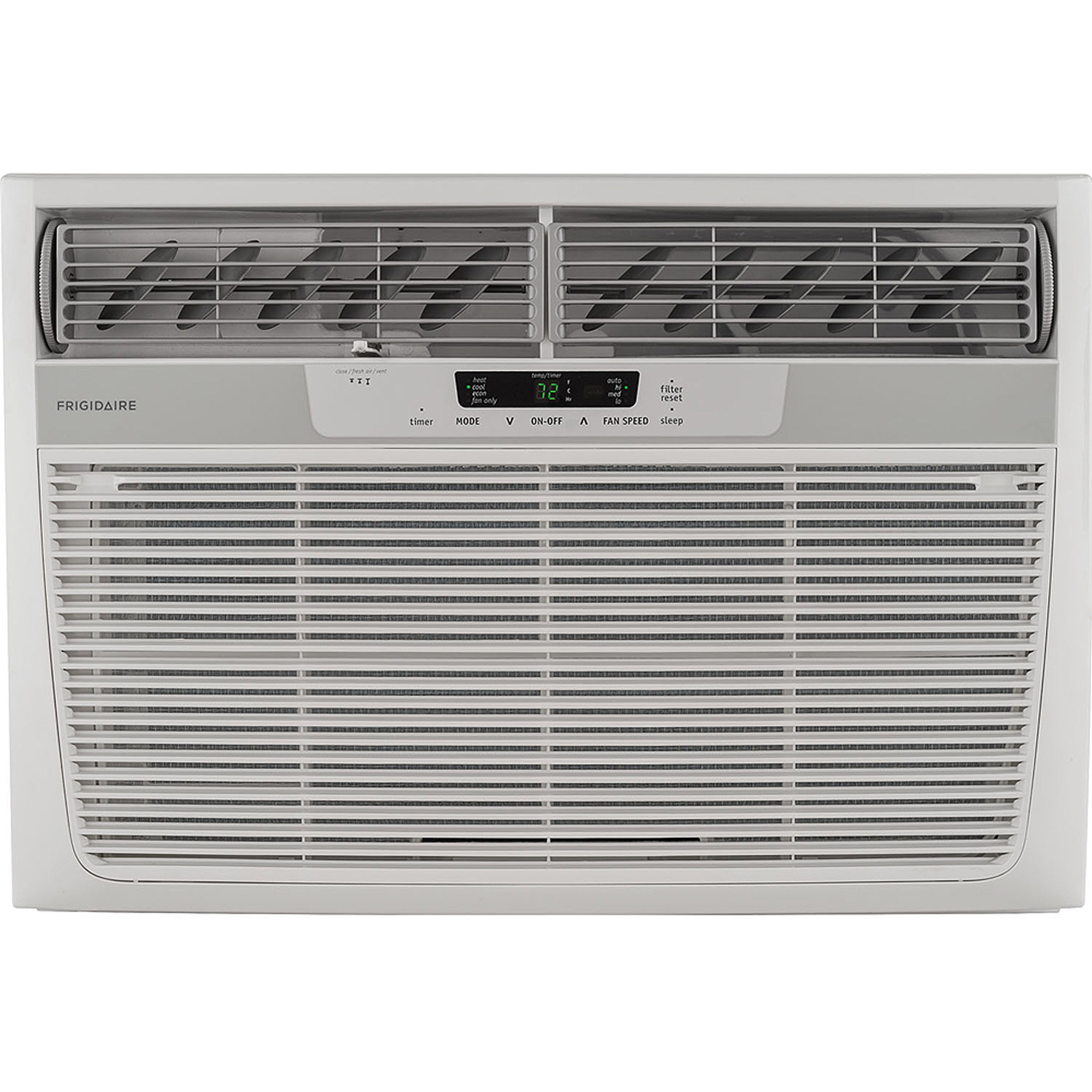 Frigidaire FFRH2522R2 25,000-BTU 230V Heavy-Duty Slide-Out Chassis Air Conditioner with 16,000 BTU Supplemental Heat Capability