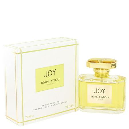 JOY by Jean Patou - Eau De Toilette Spray 2.5 oz