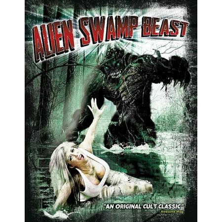 Alien Swamp Beast (DVD) ()