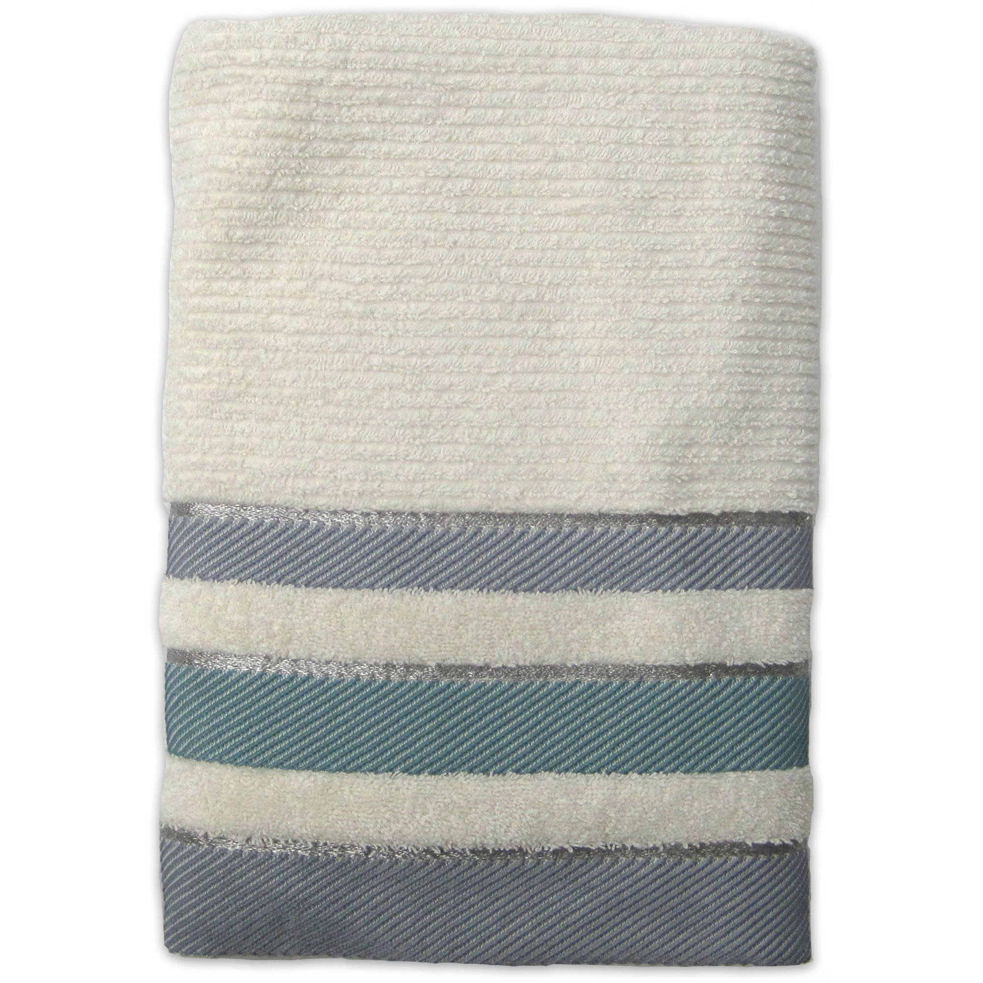 Bon Better Homes And Gardens Glimmer Bath Towel Collection Walmartcom