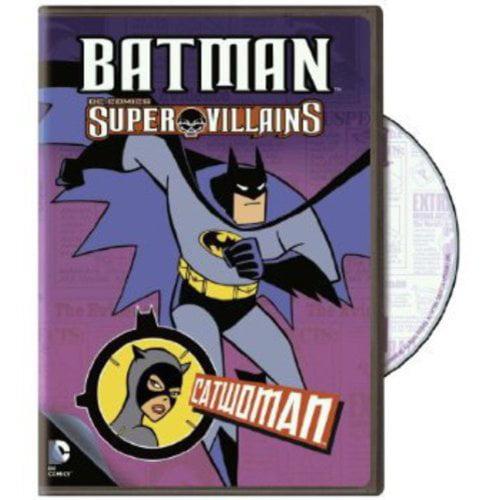 Batman Super Villains: Catwoman (Full Frame)