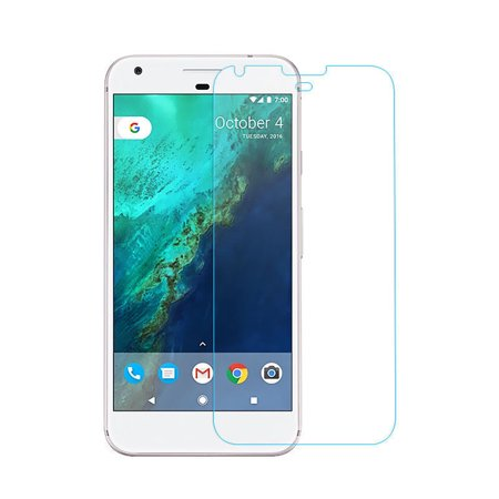 LOT 2 Pack Tempered Glass Screen Protector for Googel Pixel and Google Pixel XL
