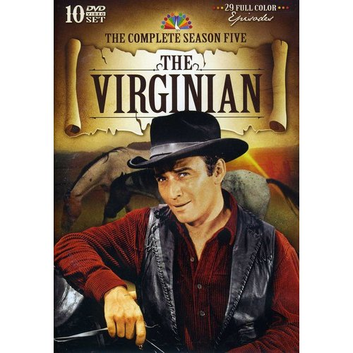 The Virginian: The Complete Season Five