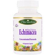 Dual Action Echinacea, 30 Vegetarian Capsules