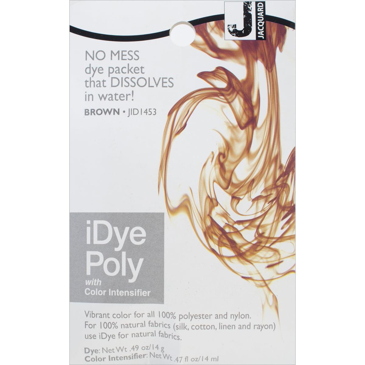 Jacquard iPoly Fabric Dye 14g-Brown