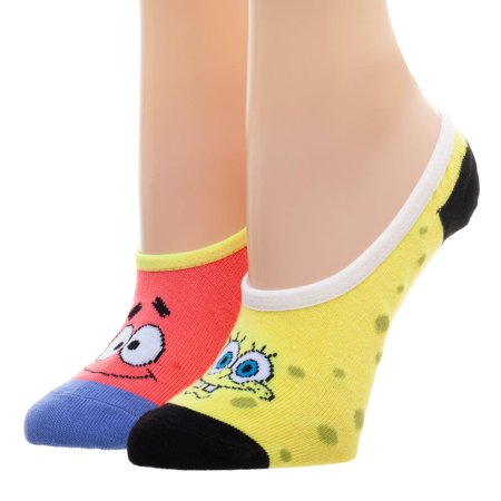 Spongebob and Patrick Socks Spongebob Accessories Patrick Socks Spongebob Socks - Spongebob Stock