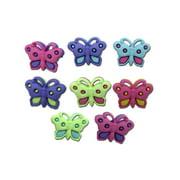 Jesse James Button Fun Cute Butterfly