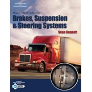 Modern Diesel Technology: Brakes, Suspension, and Steering