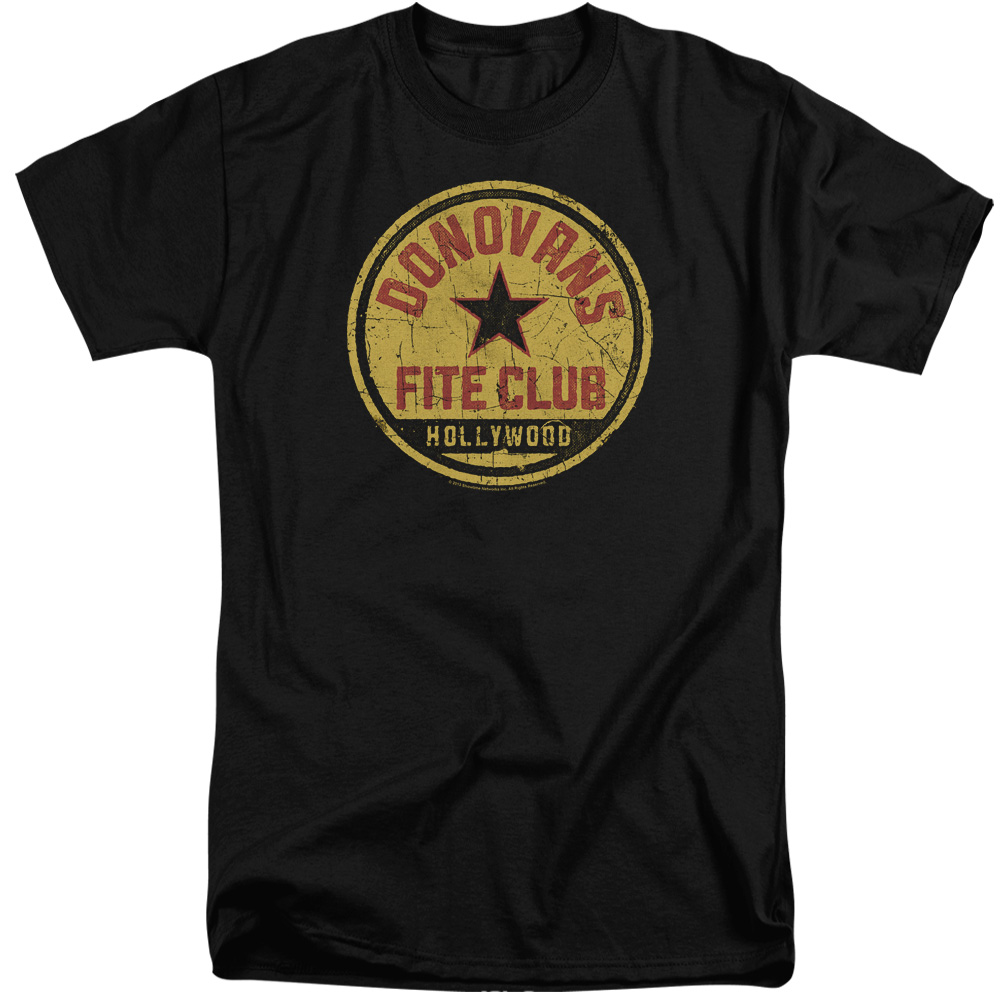 Ray Donovan Fite Club Mens Big and Tall Shirt