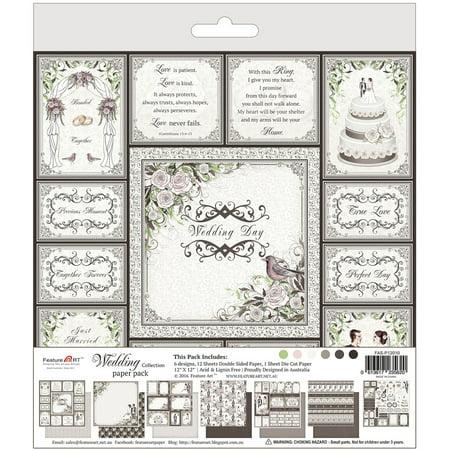 Wedding Paper Pad 12