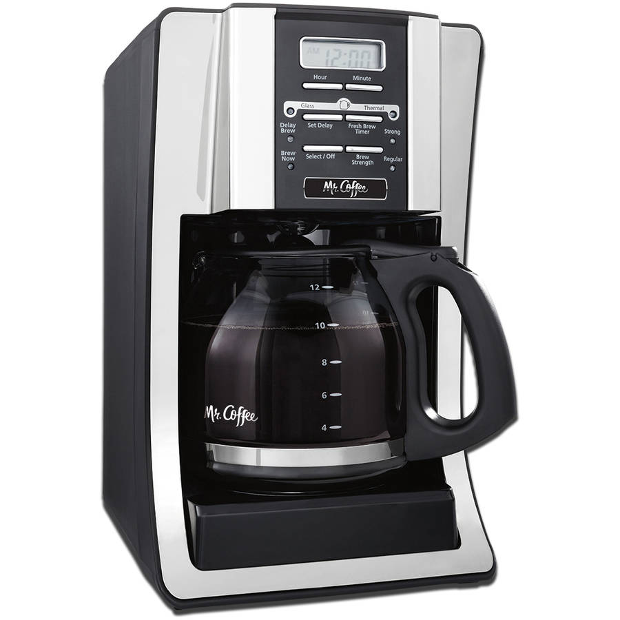 Mr. Coffee 12-Cup Programmable Coffee Maker, SJX