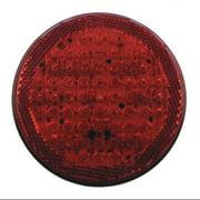 JETCO 127-43044-4 Stop-Turn-Tail Lamp,Red,Round G0702567