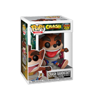 Funko POP Games: Crash Bandicoot S3 - Crash