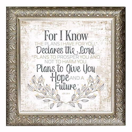 Plaque-Inspirational Moments-For I Know