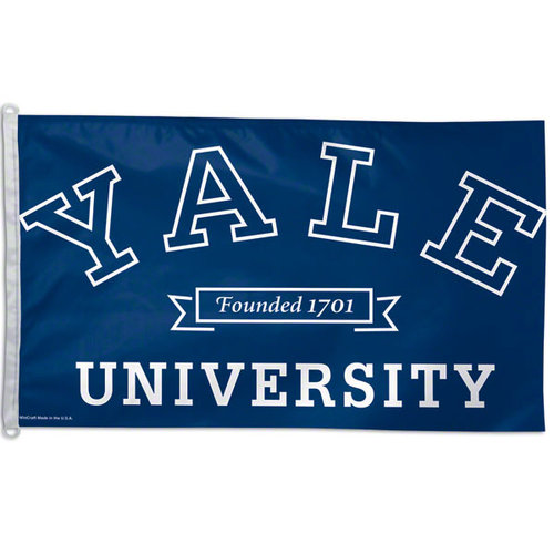 NCAA - Yale Bulldogs 3x5 Flag