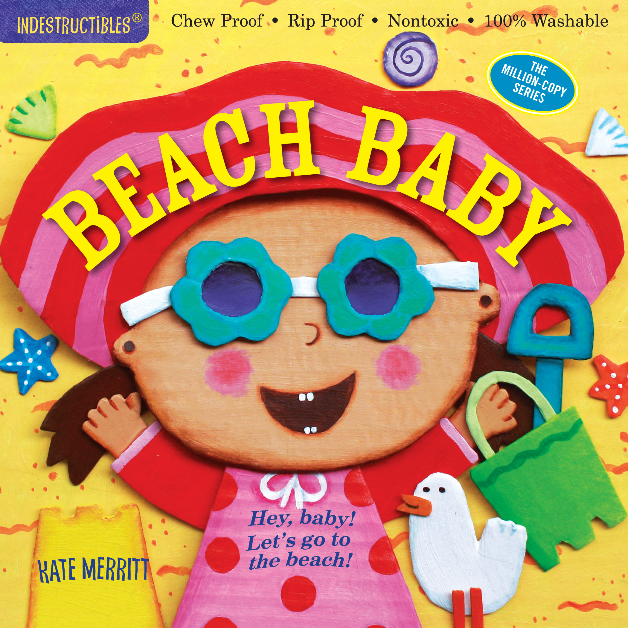 Indestructibles: Beach Baby - Paperback