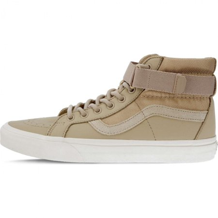 brand new aliexpress outlet online Vans SK8 Hi Reissue St Leather Ballistic/Corns Men's Skate Shoes Size 12