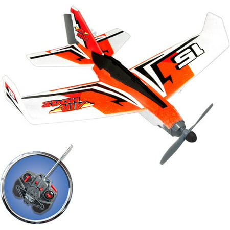 Air Hogs Remote-Controlled Sky Stunt, Red