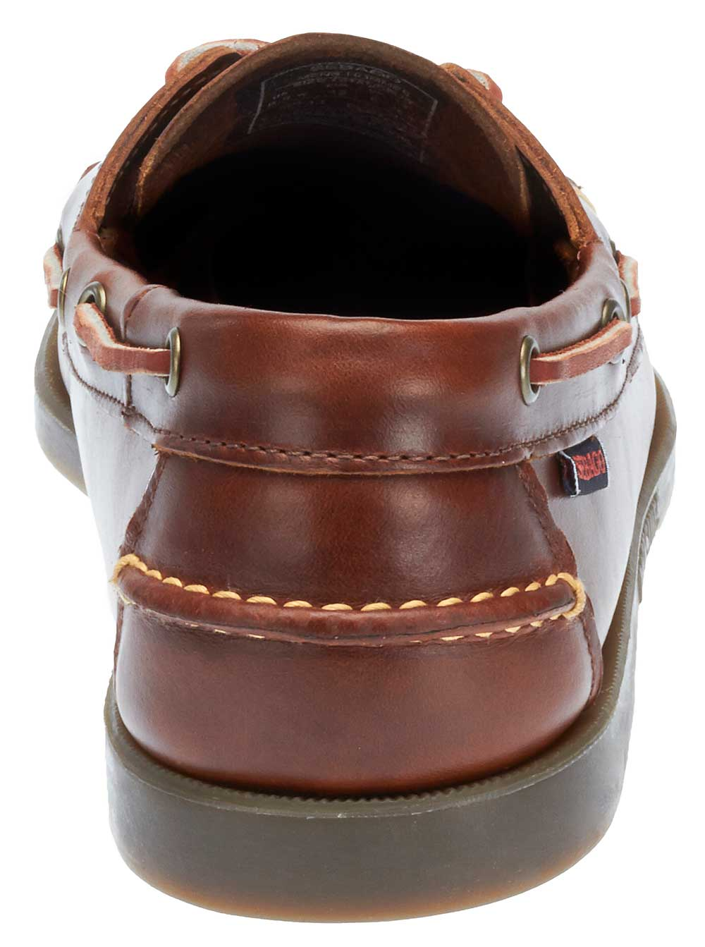 B72743 - DOCKSIDES 7.5 / Brown_Oiled_Waxy / M