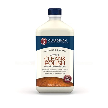 Clean Amp Polish For Wood Furniture Cream Polish 16 Oz
