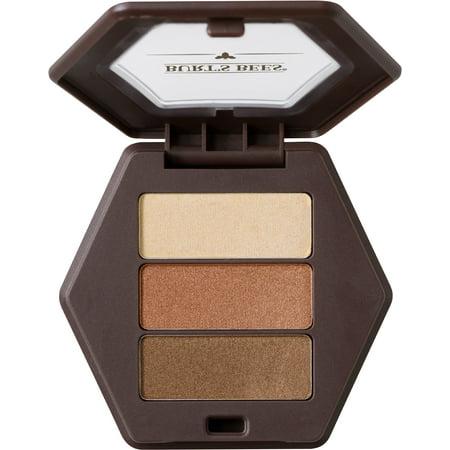 Burts Bees 100% Natural Eyeshadow Palette Trio Blooming Desert - 0.12 Ounce
