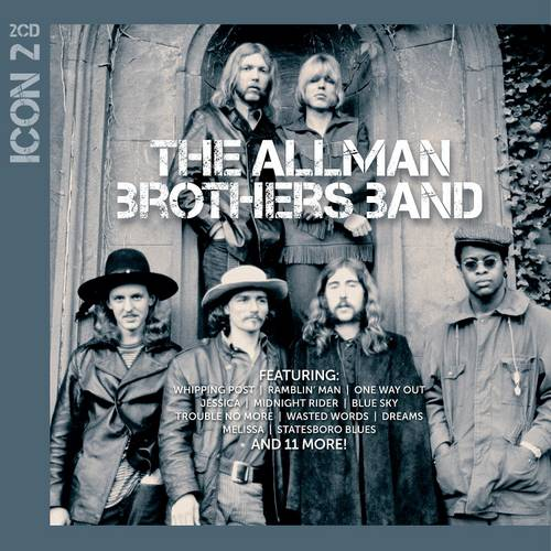 Icon Series 2: The Allman Brothers Band (2CD)