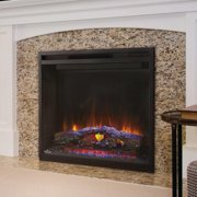 Napoleon Element 36-Inch Built-In Electric Fireplace