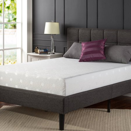 spa sensations 10 memory foam comfort mattress