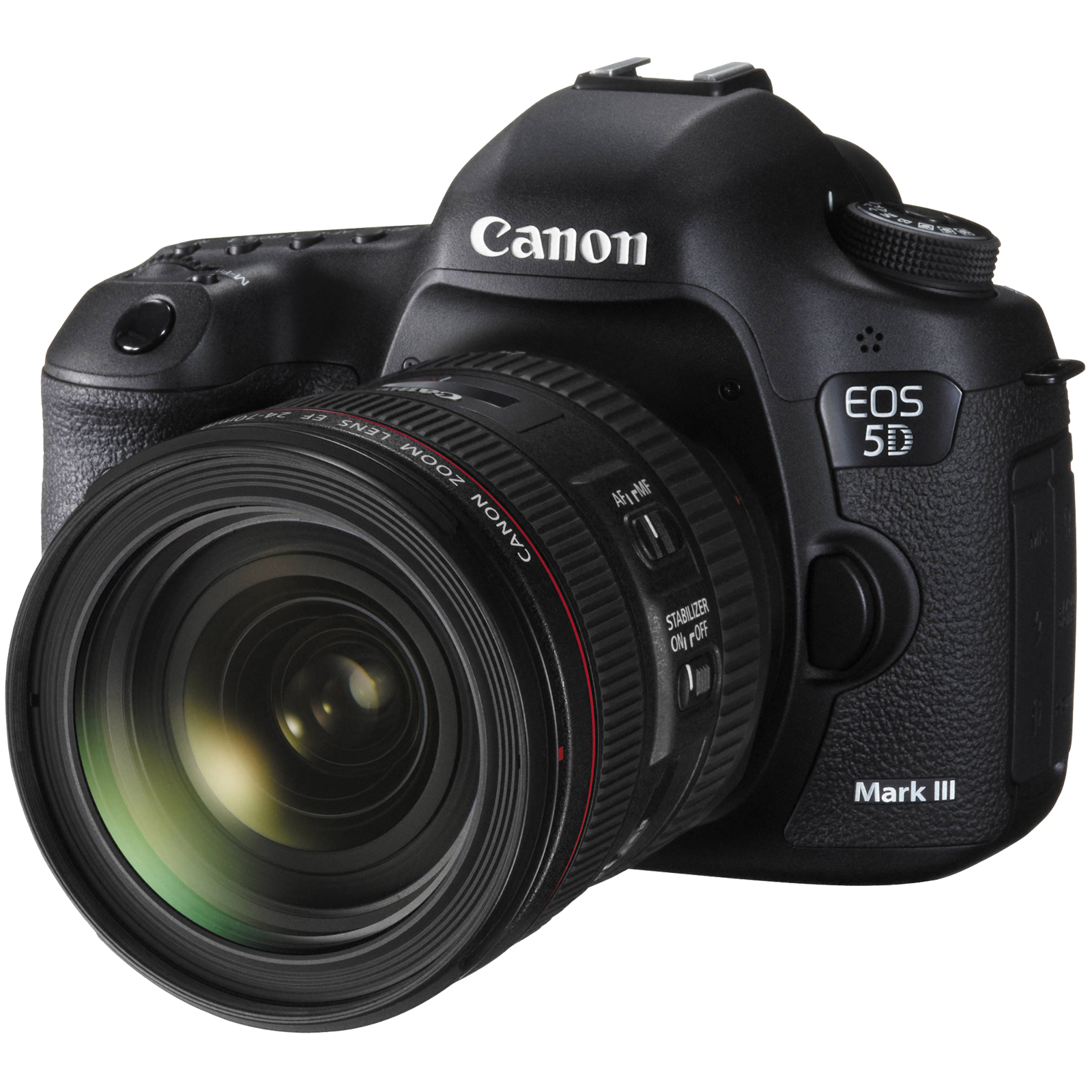 Canon EOS 5D Mark III Digital SLR Camera with EF 24-70mm f 4.0L IS USM Lens by Canon