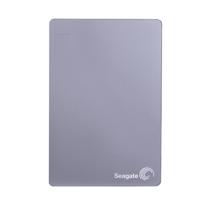 Refurbished Seagate Portable External 500GB Backup Plus Slim USB 3.0 2.5 Inch Hard Drive
