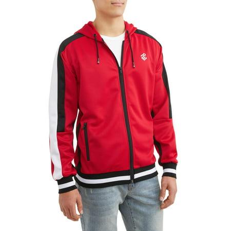 Rocawear Varsity Jackets (Men's Track Jacket Interlock, Full Zip Hoodie )