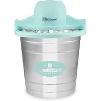 Elite Gourmet 4 qt. Old Metal Bucket Electric Ice Cream Maker Deals
