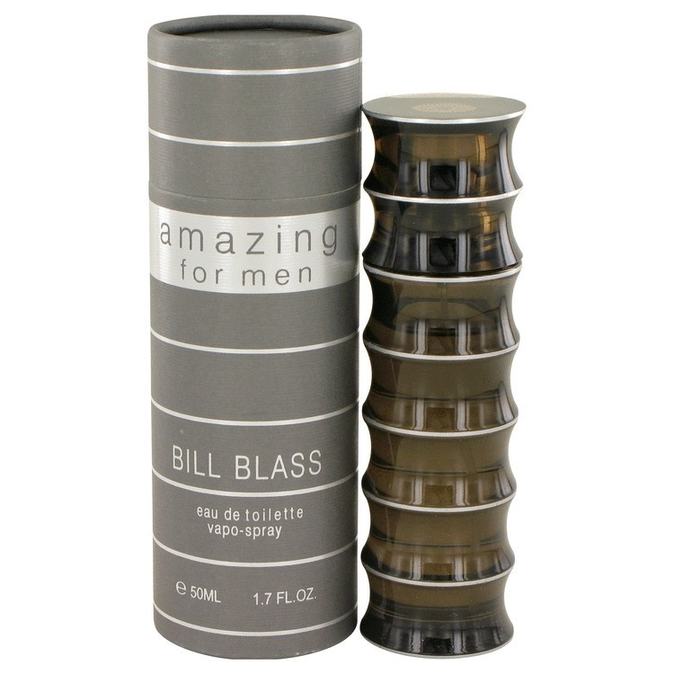 Amazing for Men BILL BLASS 1.7 oz EDT spray Mens Cologne 50 ml NIB