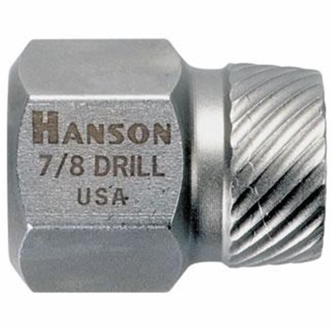 Irwin Hanson  AHN-53204 0.21 Hex Head Multi-Spline Screw Extractor