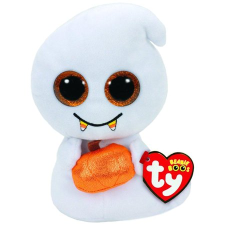TY Beanie Boo - Scream Halloween Ghost Plush Toy (5.9 Inches) for $<!---->