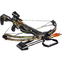 Barnett Jackal Hunting Crossbow Package, Model #78404, Camouflage