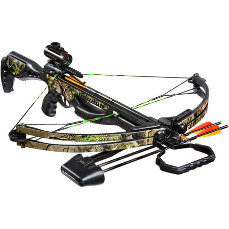Barnett Sports & Outdoors Jackal Hunting Crossbow Package, (Best Crossbow For Whitetail Deer Hunting)