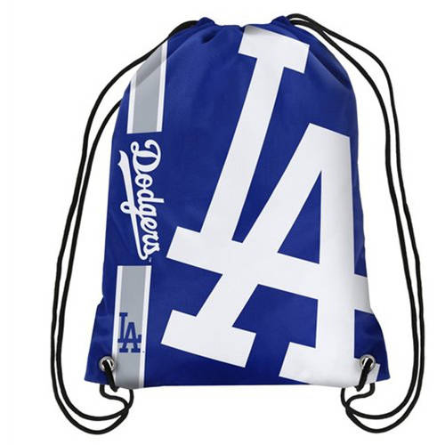 MLB Los Angeles Dodgers Big Logo Drawstring Bag