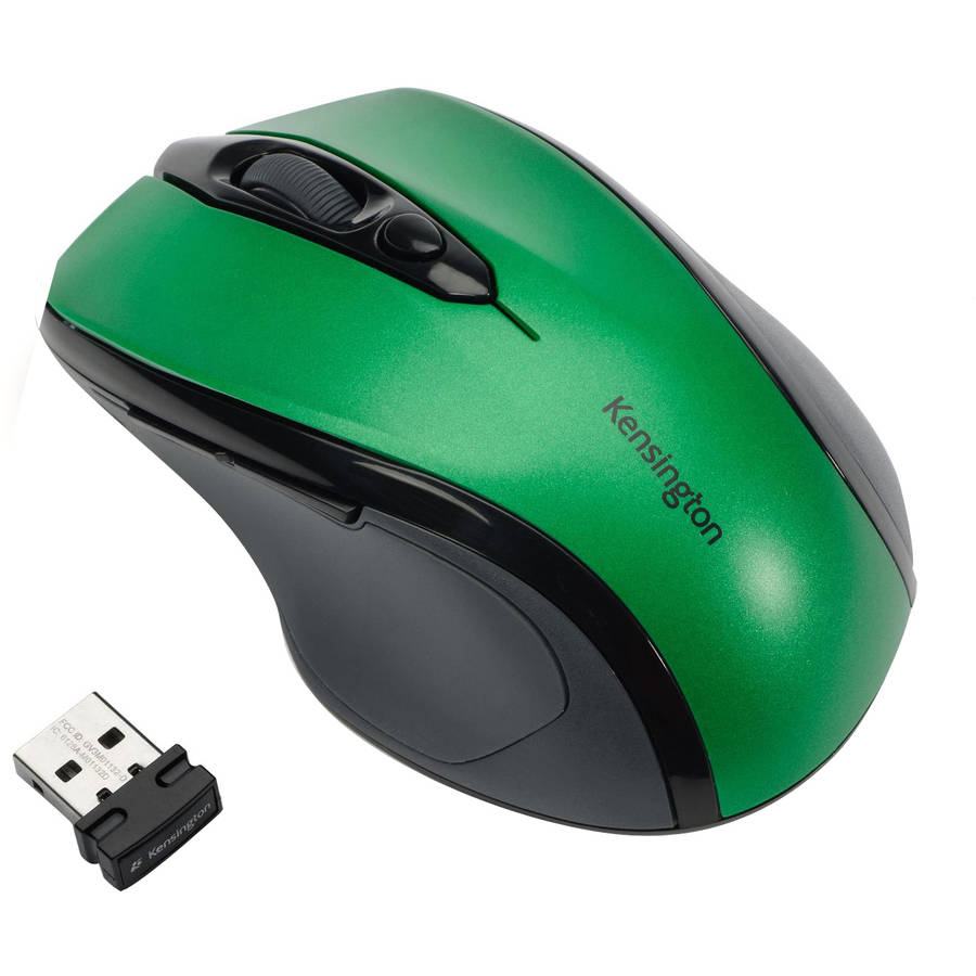 Kensington Pro Fit Mid-Size Wireless Mouse