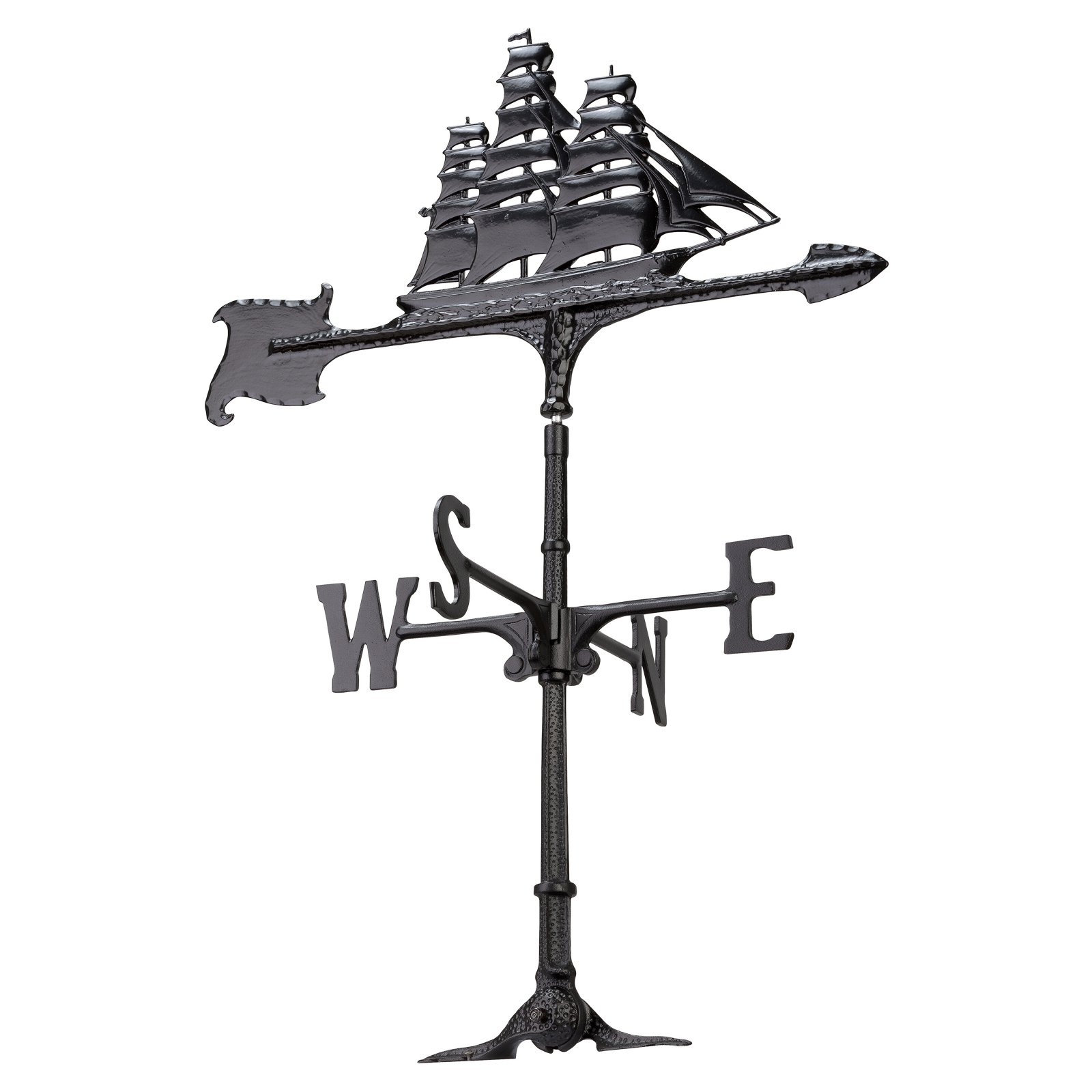 Whitehall 30 in. Clipper Garden Weathervane by Whitehall Products LLC