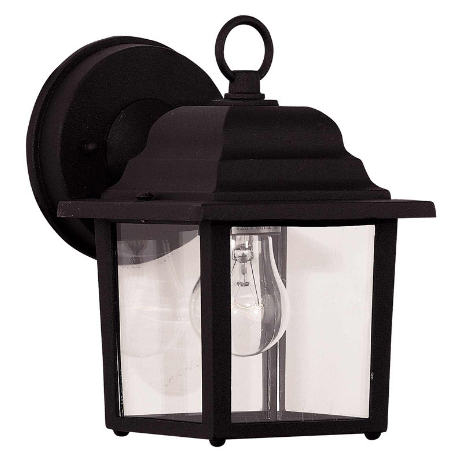 Savoy House Exterior 07067-BLK Outdoor Wall Lantern