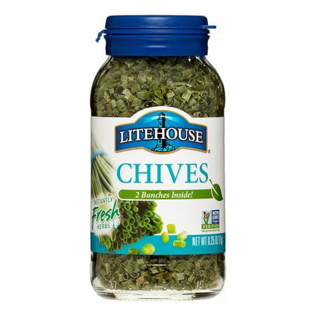 Prepara Herb ((2 Pack) Litehouse Chives Herbs, 0.25)