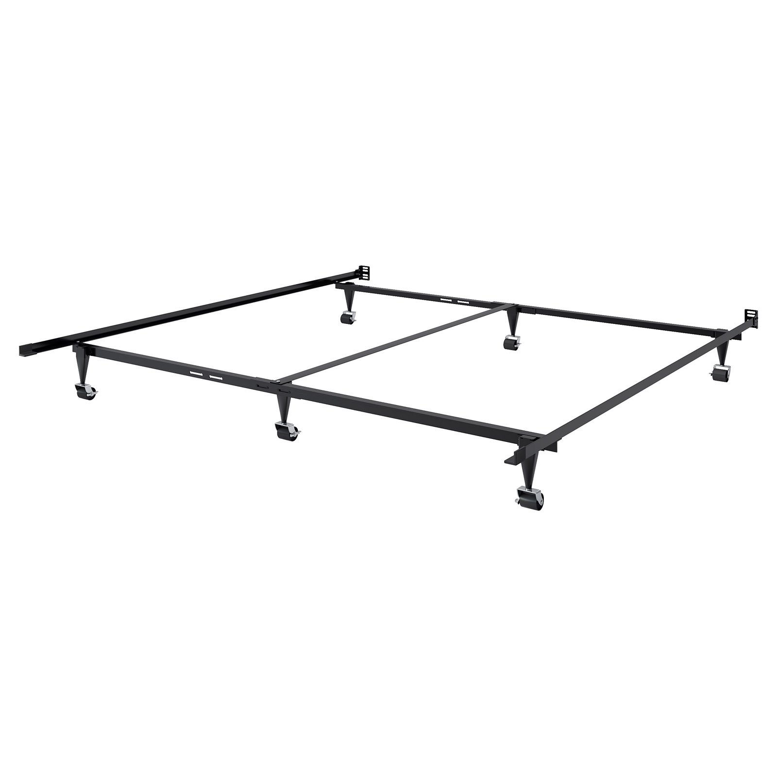 Adjustable Queen or King Metal Bed Frame   Walmart.com