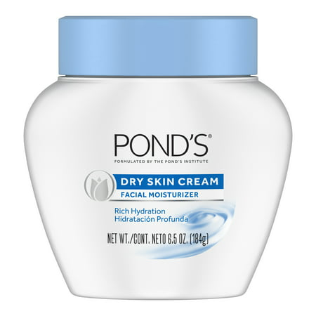 Pond's Face Cream Dry Skin, 6.5 oz