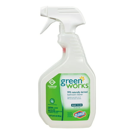 Harmony Clearwater Spray Skirt (Green Works Bathroom Cleaner, 24oz Spray)