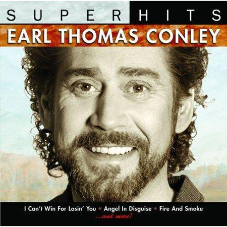 Earl Thomas Conley - Super Hits [CD] -  SONY/BMG CUSTOM MARKETING GRP, 0088697057012
